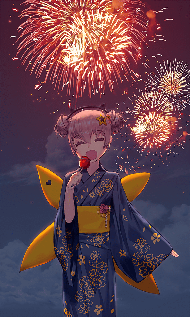 Summer Festival Night