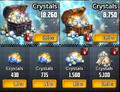 Crystal Package
