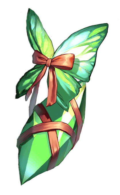 Emerald Cocoon