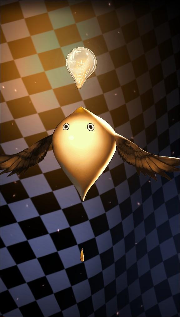 Light-Feathered Liron