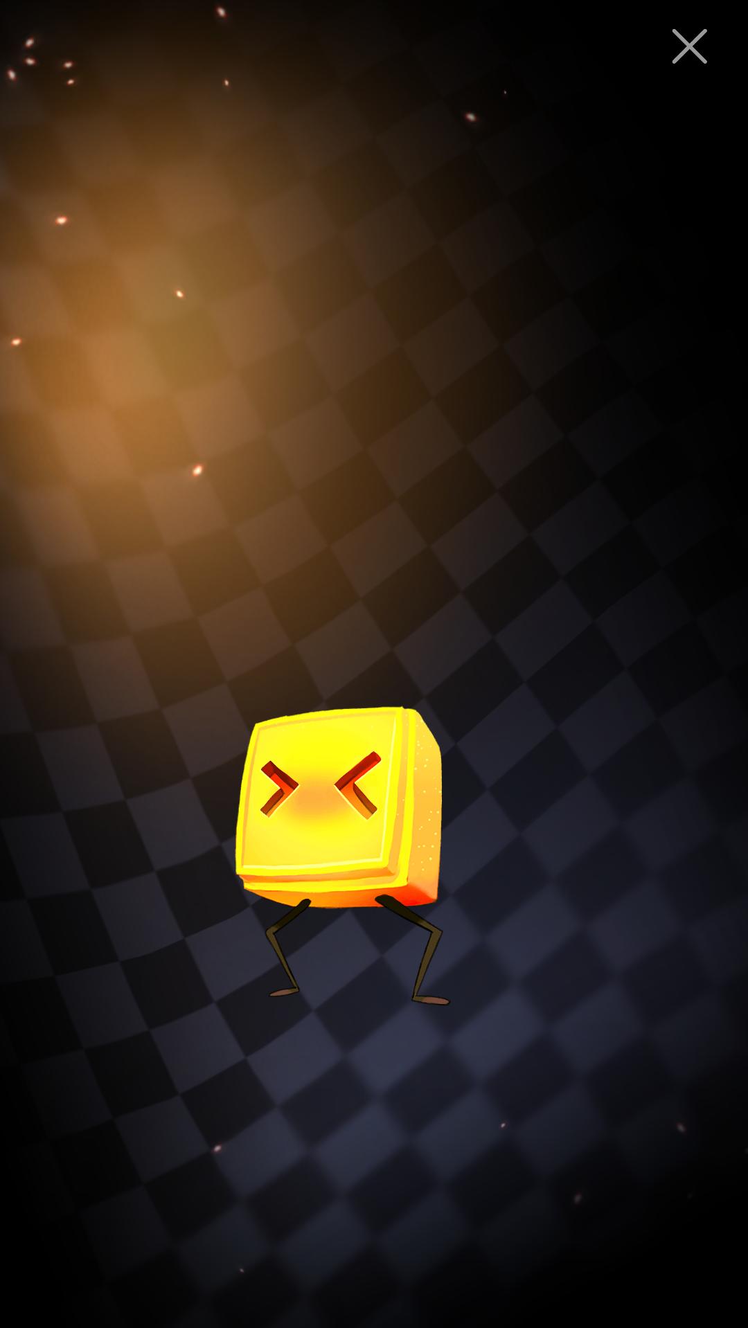 Honey Cube