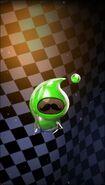 Small Green Blobbie