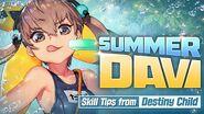 Skill Tips from Destiny Child - Summer Davi
