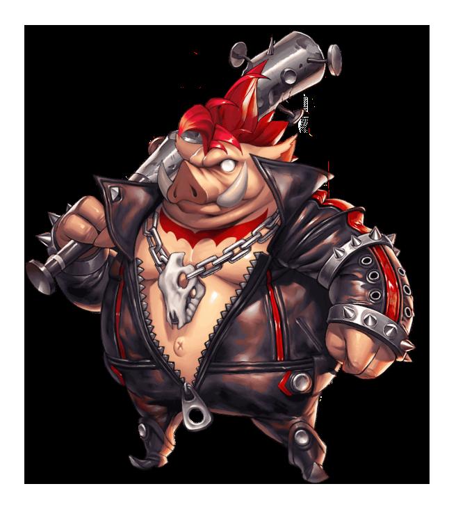 Boss Pig