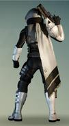 Distintivo de cazador Órbita Muerta