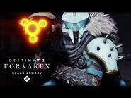 Годовой абонемент «Destiny 2- Отвергнутые» – трейлер «Черный арсенал- кузница Гофаннона» -RU-