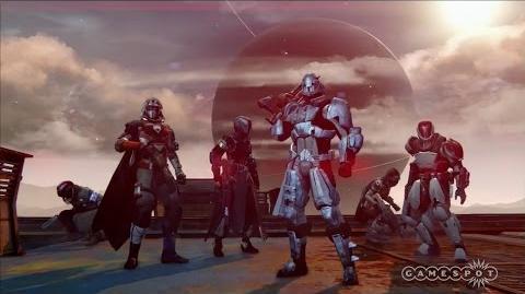 Destiny Dark Below Announcement - Sony Press Conference Gamescom 2014