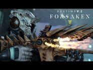 «Destiny 2- Отвергнутые» – новое оружие и снаряжение -RU-