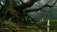 Awoken bosque