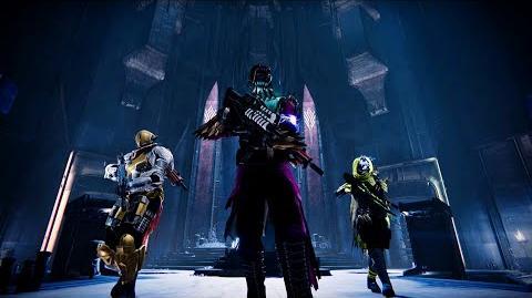 Official Destiny Expansion I The Dark Below Trailer