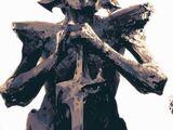 Зиву Арат, Богиня войны