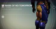 Titan con distintivo de la fwc