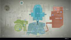 タワーのマップ