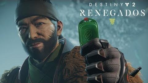 Tráiler oficial de Gambito de Destiny 2 MX