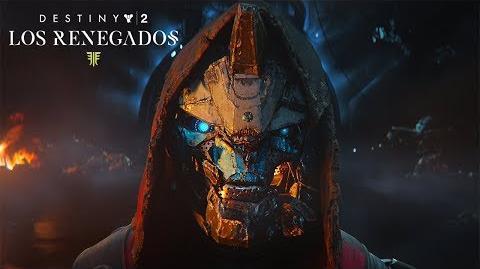 Tráiler E3 de presentación de la historia de Destiny 2 - Los Renegados ES