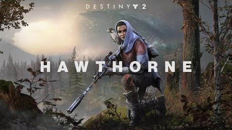 Destiny 2 conoce a Hawthorne MX