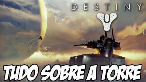 Destiny BETA - Tudo sobre a TORRE, o que será que vai ser possível fazer?