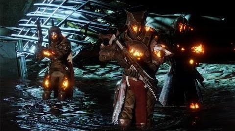 Trailer oficial de lançamento de Destiny Rise of Iron BR PT