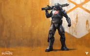 E3 Titano concept art