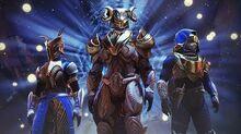 Destiny 2 Bastión de Sombras – Tráiler de la Aurora MX