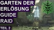Destiny 2 Shadowkeep Raid Garten der Erlösung Zweite Phase Guide (Deutsch German)