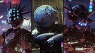 Masks Collage