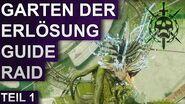 Destiny 2 Shadowkeep Raid Garten der Erlösung Erste Phase Guide (Deutsch German)