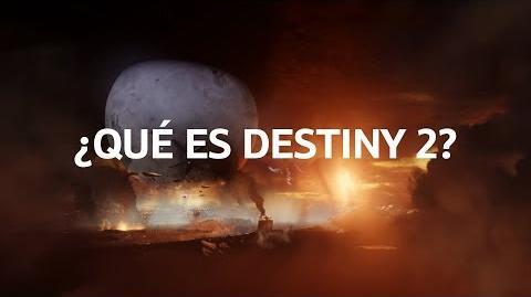 """Destiny 2 tráiler oficial """"¿Qué es Destiny 2?"""" MX"""