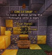 Chest Shop