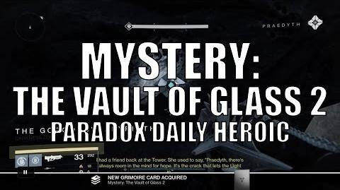 """Destiny - New Dead Ghost """"Mystery The Vault of Glass 2"""""""