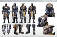 Destiny Titan 1 Character Sheet