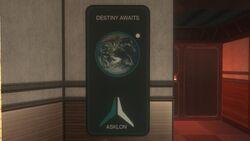 『Destiny』を思わせぶるような『Halo 3: ODST』のスクリーンショット。