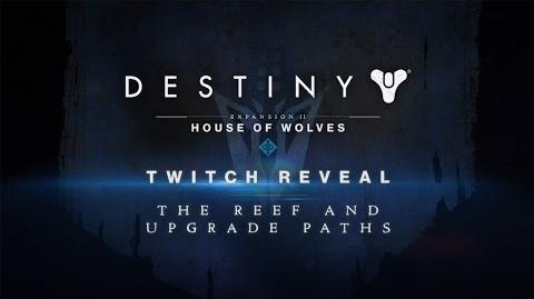 House of Wolves Reveal Teaser - The Reef