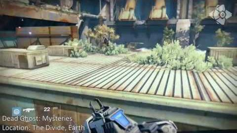 Destiny Wiki Dead Ghost Location - Mysteries