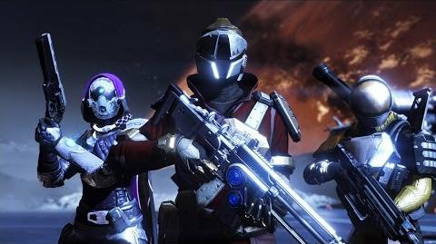 Official Destiny The Taken King - Launch Gameplay Trailer