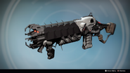 Lord of Wolves Ornament Perfected Predator