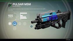 Pulsar MSM