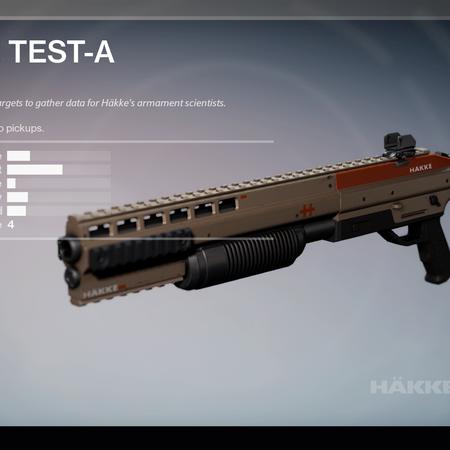 Hakke Test A Shotgun 2 Destiny Wiki Fandom