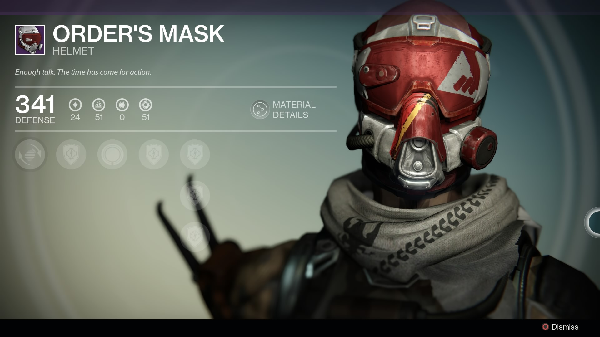 Order's Mask