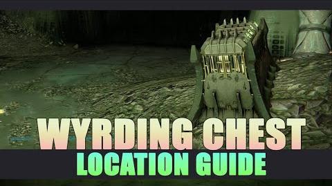 Wyrding Chest Location Guide - Destiny-Wyrding Chest