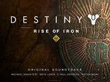 Destiny: Rise of Iron Original Soundtrack