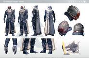 Destiny Hunter 1 Character Sheet