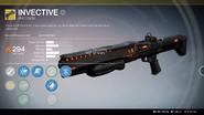Invective (Year 2) UI