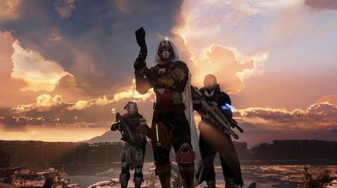 Official Destiny - Launch Gameplay Trailer