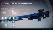 Y-09 Longbow Synthesis (Year 2) UI