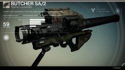 Butcher SA-2