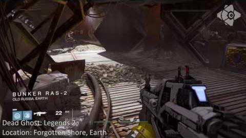 Destiny Wiki Dead Ghost Location - Legends 2