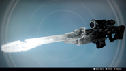 ROI Cold Between Stars Ornament