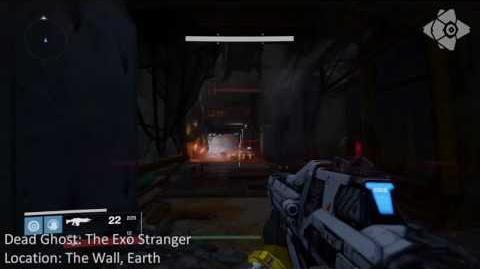 Destiny Wiki Dead Ghost Location - The Exo Stranger