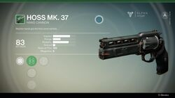 Hoss Mk. 37